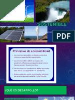 Desarrollo sostenible-2016