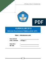 3. RPP Kelas 3 Tema 3