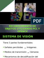 Reconocimiento de Objetos Utilizando Pcl y Opencv