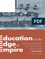 Education at the Edge of Empire