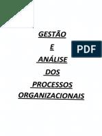 Apostila de Gestãƒo e Anã-lise Dos Proc. Orga.