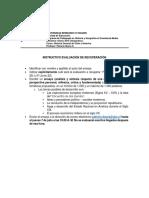 Historia General de Chile y América_Instructivo Recuperativa