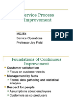 Md 254 Process Improvement