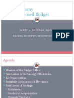 City of Albany 2017 Budget Power Point Presentation