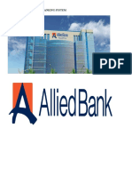 22598435 Project on Banking System in Mis PDF
