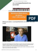 Rítmica ao piano_ a música Isn't she lovely - Terra da Música.pdf