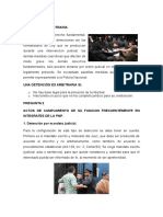 Detencion Arbitraria