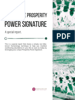 Ppprrosperity Power Signature