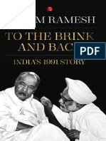 To the Brink and Back_ India's - Jairam Ramesh