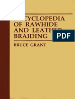 Bruce Grant - Encyclopedia of Rawhide and Leather Braiding