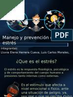 Prevencion y Manejo Del Estres