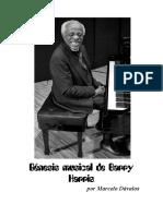 La Génesis de Barry Harris Por Marcelo Dávalos