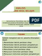 2.1.d.Analisis Penilaian Hasil Belajar .ppt