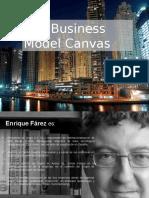 CANVAS - Generacion de Modelo de Negocio