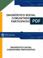 Diagnostico Social Comunitario. Prof. Rosa Di Falco