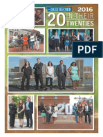 2016 Baltimore's 20 in their 20s