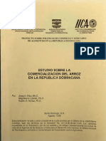 Éstudio Arroz INCA