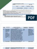 Planificacion Ed. Física 2º Básico Abril