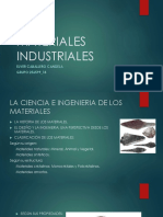 Materiales Industriales_presentacion Power Point