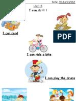 دروس محوسبة في اللغة الانجليزية للصف الاول و الرابع 6
