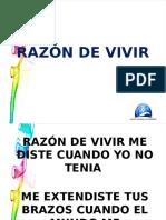 CANTO Razon de vivir.pptx