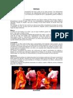 Danzas Del Peru