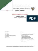 INSTRUÇÃO TÉCNICA Nº_ 17-2014 Brigada de Incêndio Parte 2 - 08mai14