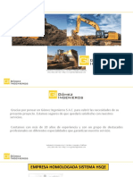 Gomez Ingenieros Sac - Presentacion