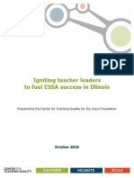 Igniting teacher leaders to fuel ESSA success in Illinois