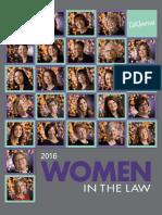 2016 WLJ Women in the Law