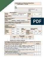 Ficha de Monitoreo a La Práctica Pedagógica Cge4 - Cetpro