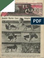 El Clarín (Valencia). 30-11-1926