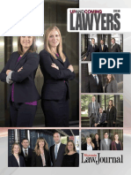 2016 WLJ Up & Coming Lawyers