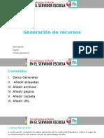 Apellidos y Nombres Módulo III Generación de Recursos (1)