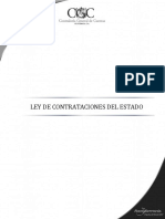 6 Ley de Contrataciones Del Estado Decreto Del Congreso 57-92