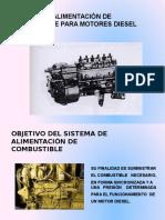Sistema De ALIMENTACIÓN COMBUSTIBLE