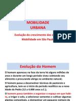 11. Evolução Das Cidades e Mobilidade Urbana.2016
