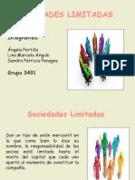 Presentación sociedades limitada..pptx
