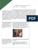 WebQuest 1 Conquista y Los Cuevas