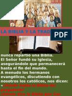 La Biblia y La Tradición