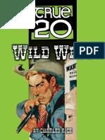 92860149 D20 Modern Sidewinder Recoiled Wild West RPG 1