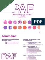 PAF-2010-2011