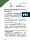 RESOLUCIÓN de la DGPC  de la Comunidad de Madrid desestimando la declaración BIC de las Cocheras de Cuatro Caminos