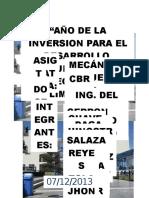Informe Cbr[1]