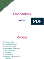 Food Additives KBP