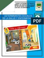 Unidad 2.- Determinates Sociales de La Salud