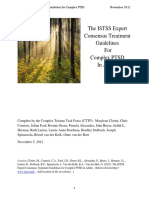 ISTSS Complex Trauma Treatment Guidelines 2012 Cloitre,Courtois,Ford,Green,Alexander,Briere,Herman,Lanius,Stolbach,Spinazzola,Van Der Kolk,Van Der Hart