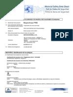 FDS Biopectinasa PME 1