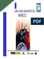 Presentacion Relleno Antipinchazo Arnco