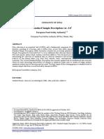Authority 2013 EFSA Journal